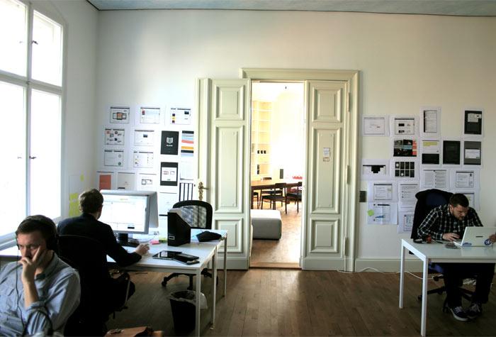Henrik Berggren's Readmill space